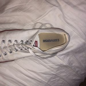 Converse Shoes - Gently worn converse shoes